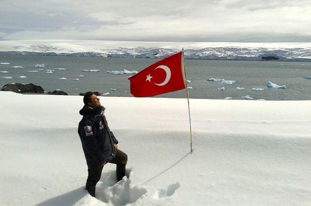Antarktik Türk bilim üssü Horseshoe Adası