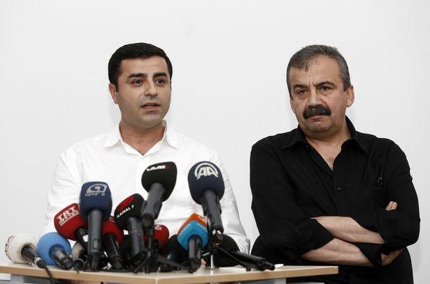 Demirtaş ve Önder'in davası ertelendi