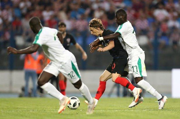 Hırvatistan-Senegal