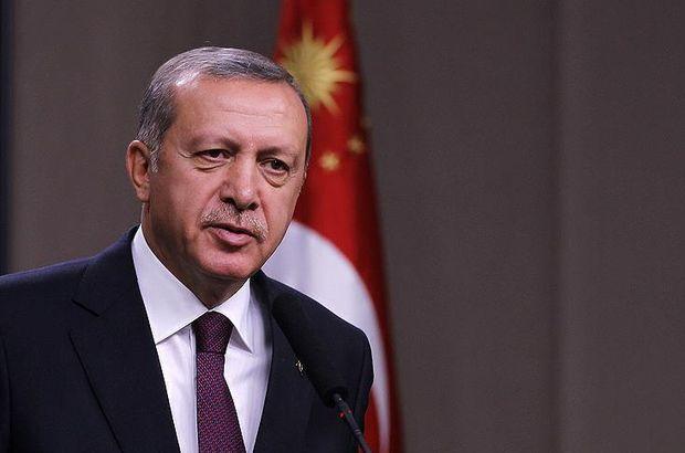 Erdoğan'dan şehit Yatkın'ın ailesine başsağlığı