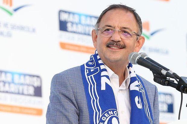Bakan Özhaseki