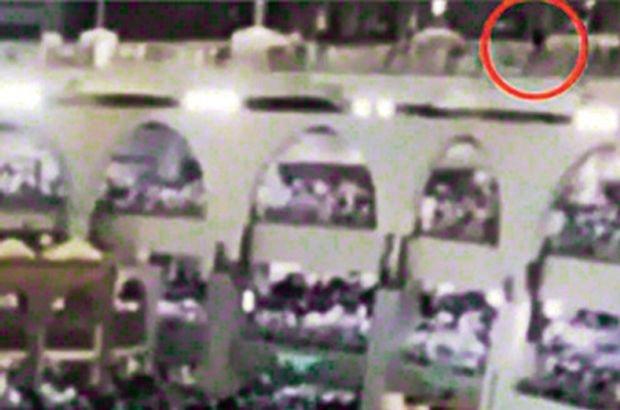 Kâbe'de bir kişi üçüncü kattan atlayarak intihar etti