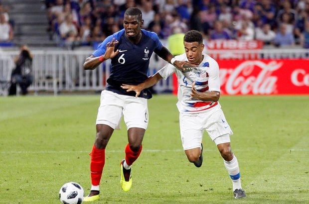 Fransa-ABD