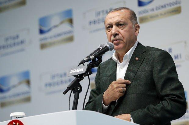 Cumhurbaşkanı Recep Tayyip Erdoğan gurbetçi seçmen