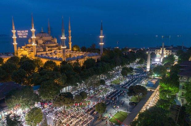 İstanbul iftar vakti