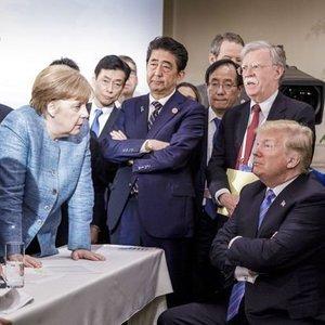 KANADA'DAKİ OLAYLI G7 ZİRVESİ SONA ERDİ