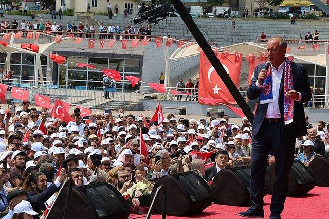 İşte Türk siyasetçilerin beden dili! Erdoğan: Kontrollü, güvenli, İnce: Tutkulu, enerjik! Peki diğerleri?