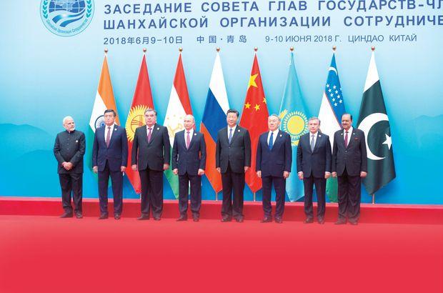 ŞİÖ'de Astana övgüsü