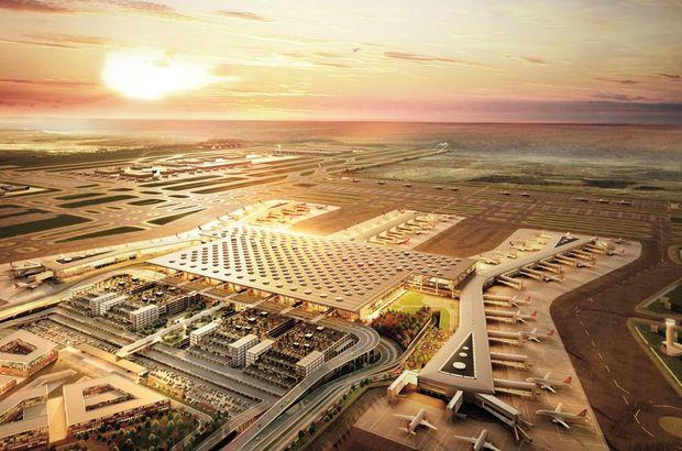 İSKİ'den Yeni Havalimanı için acil su yatırımı