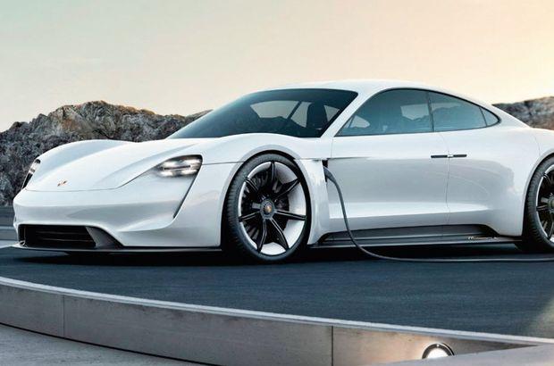Porsche elektrikli araç