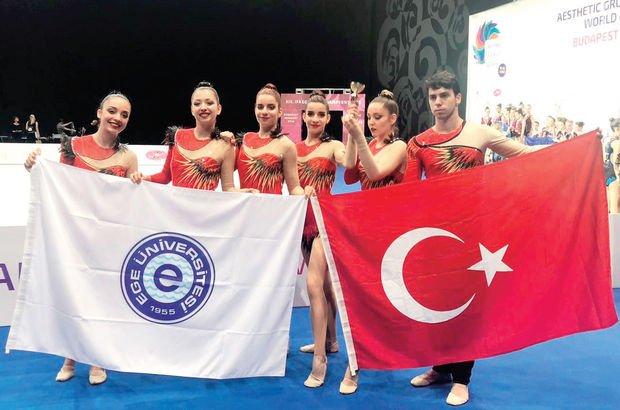 Ege'liler dünya şampiyonu