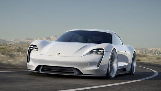Porsche'den Tesla'ya karşı Türk tayı: TAYCAN