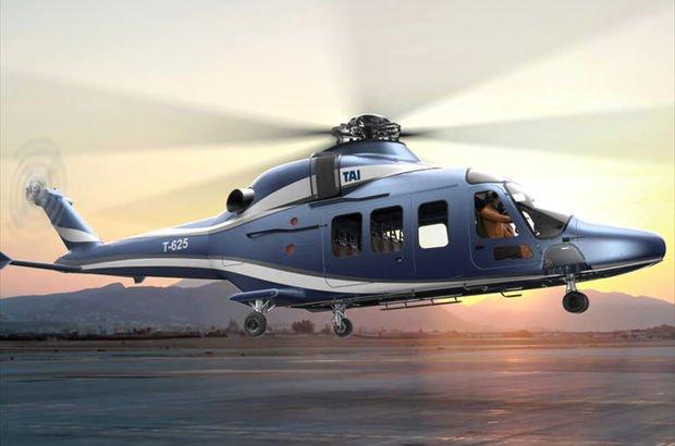 ilk yerli helikopter