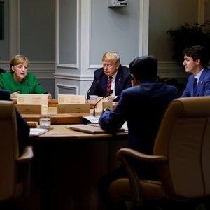AVRUPA BİRLİĞİ'NDEN TRUMP'A G7 TEPKİSİ!