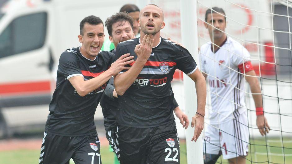 İstanbulspor'a Sırp golcü