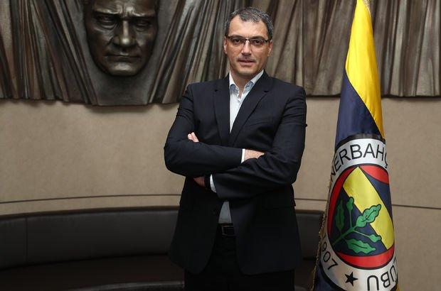 Damien Comolli Fenerbahçe