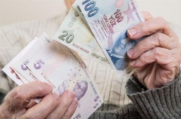 emekli maaşları son dakika