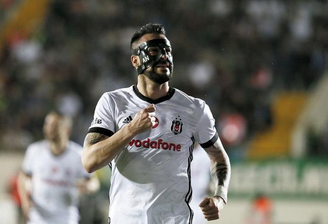 Alvaro Negredo Beşiktaş'tan ayrılacak mı?