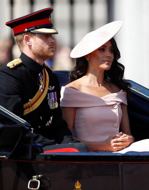 Meghan Markle ve Prens Harry'nin ilk resmi ziyaret rotası açıklandı