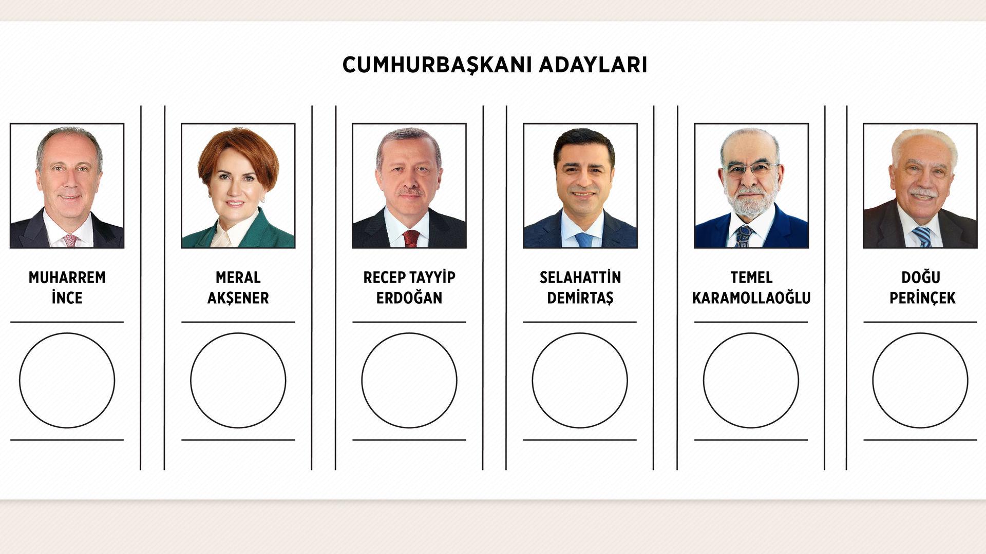 Son dakika... 24 Haziran seçimlerine son 12 gün (12 Haziran 2018)