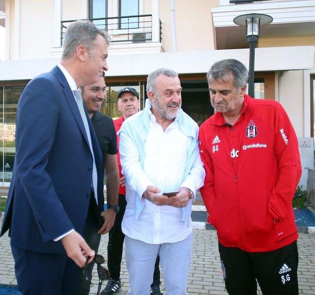 Beşiktaş'ın istediği Fernandes, Manuel Fernandes değil! (Beşiktaş günün transfer haberleri)