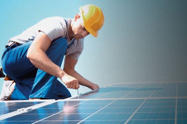 Çatıda elektrik üretmek