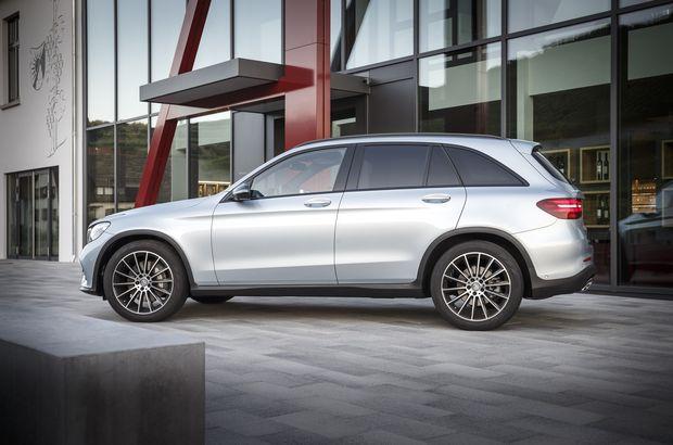 Mercedes diesel GLC