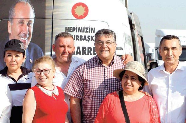 CHP, 24 Haziran, İzmir, Tacettin Bayır, Kamil Okyay Sındır, Muharrem İnce