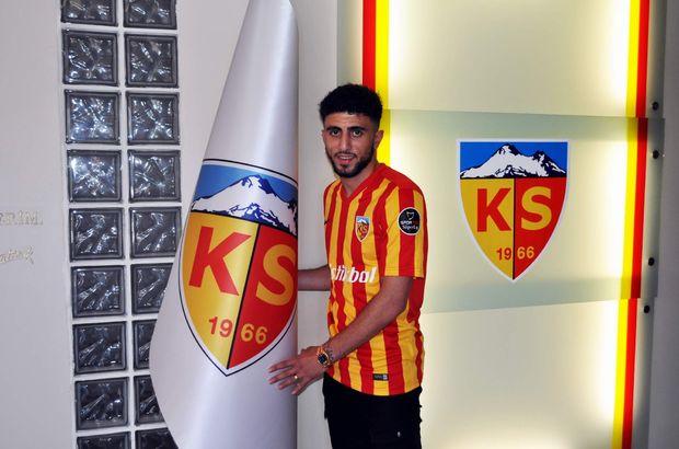 Bilal Başaçıkoğlu Kayserispor