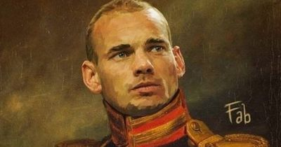Futbolun komutanları hissiyatıyla izlerken mest olacağınız yağlı boya tablolar