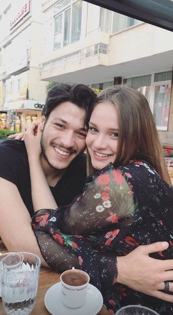 Miray Daner ve Kubilay Aka sevgili mi? - Magazin haberleri