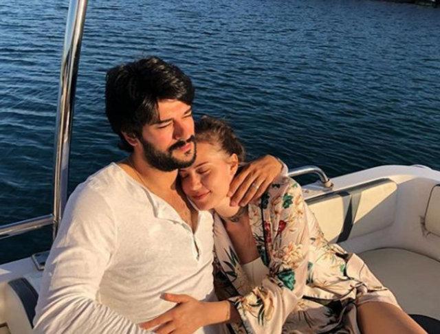 Pelin Akil ile eşi Anıl Altan, Maldivler'de - Magazin haberleri