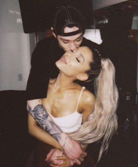 Ariana Grande ile Pete Davidson nişanlandı - Magazin haberleri
