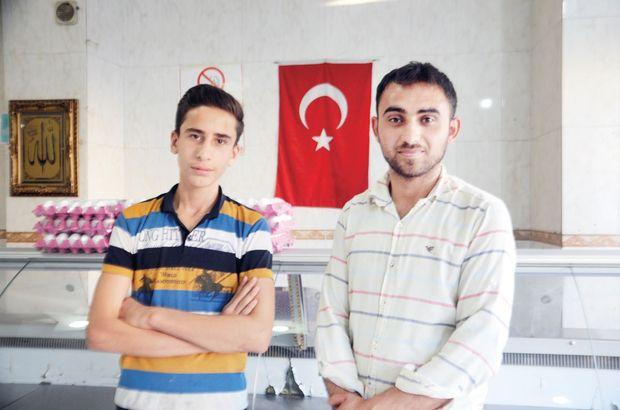 Münbiç Suriye DEAŞ  PYD/YPG  Ahmet El Ahmed