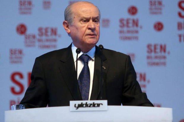 MHP lideri Devlet Bahçeli meydanlara çıkıyor