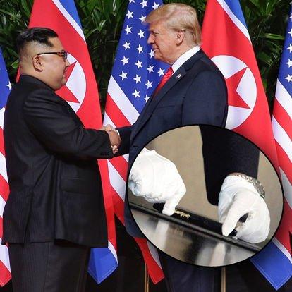 ABD Donald Trump Kuzey Kore Kim Jong-un zirve görüşme