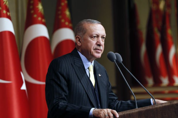 Erdoğan'dan çağrı: Kadronu açıkla!