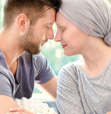İleri evre meme kanserli kişinin eşi yetersizlik ve çaresizlik hissediyor