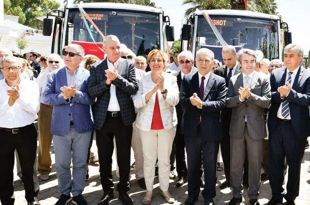 İzmir, otobüs, ulaşım, yatırım