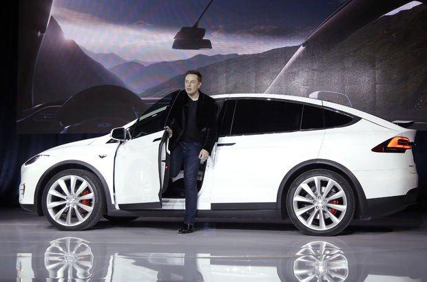 Tesla son dakika