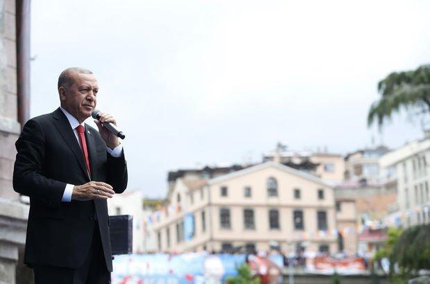 son dakika Recep Tayyip Erdoğan
