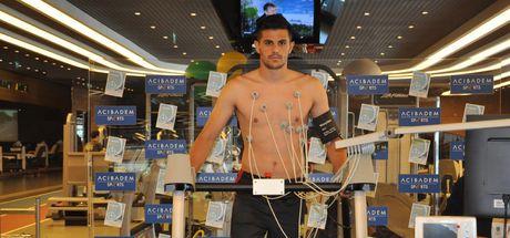 Yeni Malatyaspor'da Aleksic sağlık kontrolünden geçti