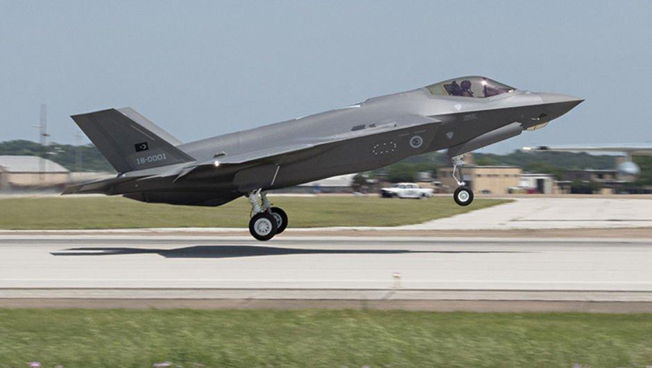 Müsteşarlıktan F-35 açıklaması