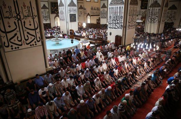 Artvin'de Ramazan Bayram Namazı saati