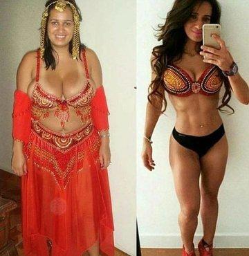 38 yaşındaki Angela Crickmore da verdiği kilolarla görenleri hayrete düşürüyor. Eşinden ayrıldıktan sonra zayıflama kararı aldı. 31 kilo veren kadın şimdi hayatına kişisel antrenör olarak devam ediyor
