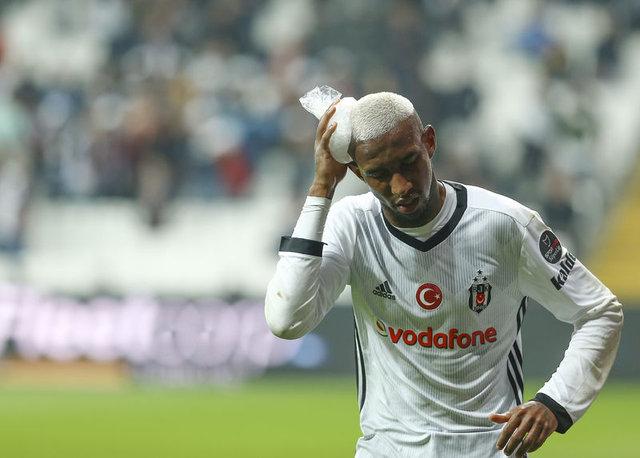 Beşiktaş Başkanı Fikret Orman'dan Talisca hakkında sert açıklamalar