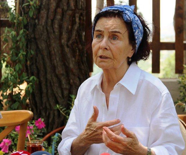 Fatma Girik'ten Talat Bulut ile ilgili bir açıklama daha - Magazin haberleri