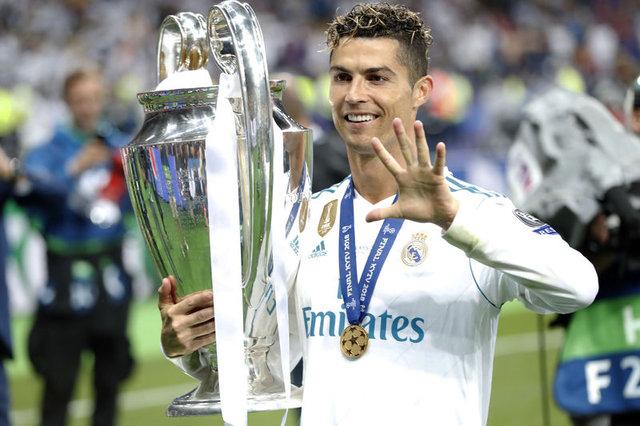 Real Madrid transfer haberi (Ronaldo'nun yeni takımı...)