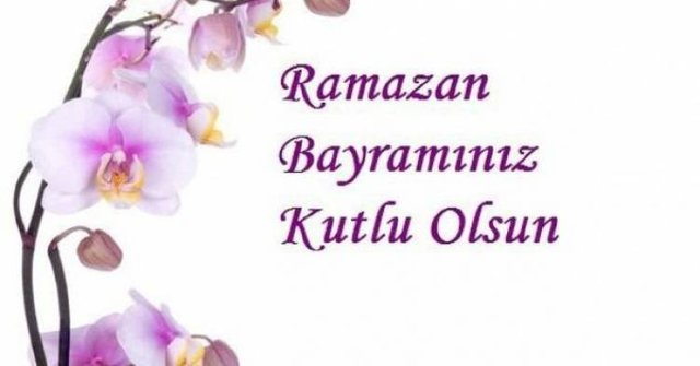 Bayram mesajları 2018! En güzel resimli Ramazan bayramı mesajlarını paylaşın... Ramazan Bayramı Mübarek olsun!
