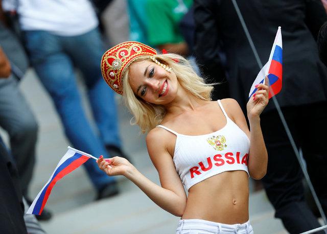 Rusya'da futbol karnavalı başladı! (2018 Dünya Kupası)